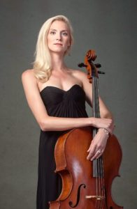 Anne Suda cello