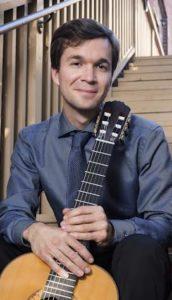 Cameron OConnor - guitar - 2015