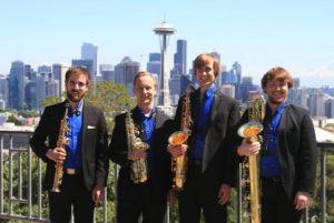 Equis Sax Quartet