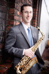 Erik Steighner, saxophone