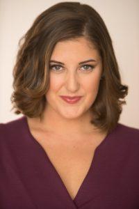 Lesley Baird, mezzo soprano