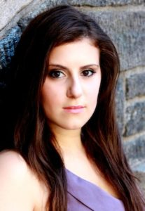 Rachel Policar, soprano 2013