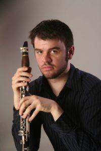 Stefan Van Sant, clarinet 2013